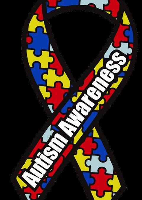 DCIS Hall Supports Autism Awareness