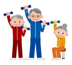 Seniors Exercise Event! Tuesday and Thursday! @ The DEscousse Civic Improvement Hall | D'Escousse | Nova Scotia | Canada