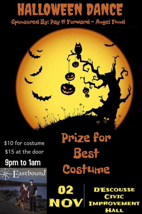 Halloween Dance with Eastbound!