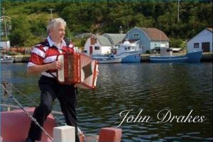 John Drakes New Foundland Music! Coming to the DEscousse Hall! @ The DEscousse Civic Improvement Hall | D'Escousse | Nova Scotia | Canada