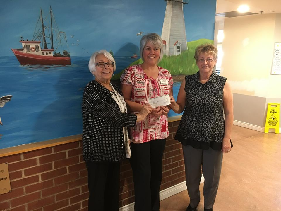 IMCTA Supports St. Annes Center