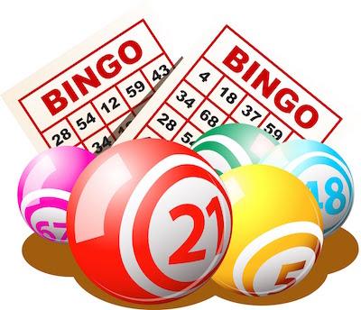 DCIS Sunday Night Bingo
