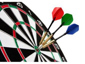 DCIS Mixed Dart League @ D'Escousse Civic Improvement Hall | D'Escousse | Nova Scotia | Canada
